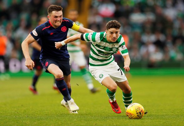 Celtic: Some fans can't stop gushing about 'the greatest' Mikey Johnston