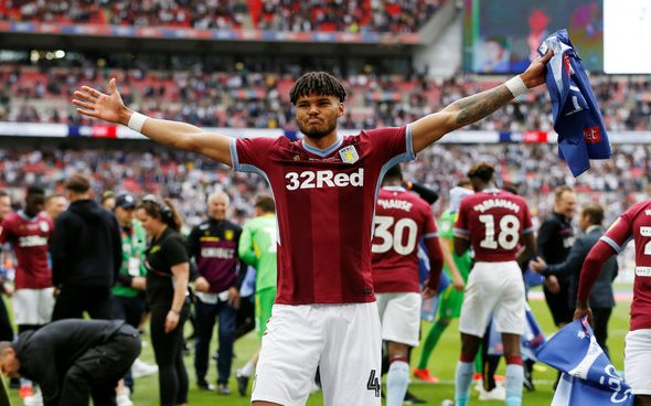 Image for Aston Villa: Fans gush over latest Tyrone Mings post