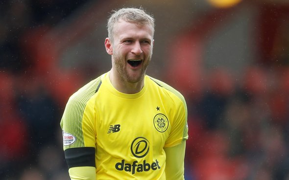 Image for Celtic: Fans react as Scott Bain previews Celtic's Scottish Cup tie with Falkirk