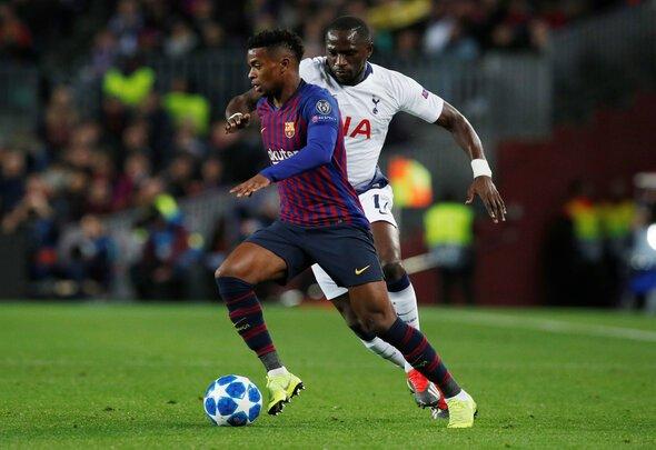 Barcelona's Semedo is major upgrade on Tottenham right-back Aurier