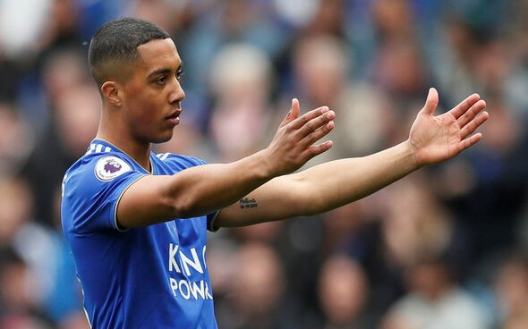 Image for Leicester City: Kristof Terreur issues promising Tielemans claim