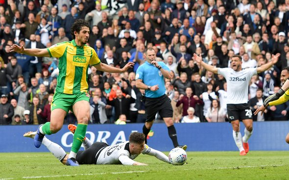 Image for Derby County: Fans discuss Lawrence's injury