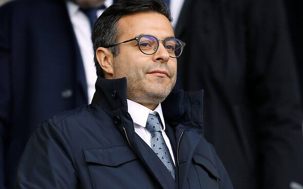 Image for Exclusive: Newsome claims Radrizzani's job at Leeds is not finished