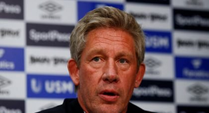 Everton: Fans fume with Marcel Brands following Marco Silva's sacking