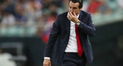 Arsenal: Unai Emery is questioned over 'waste' of a substitution