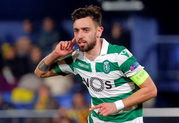 Tottenham meet Sporting CP asking price for Bruno Fernandes