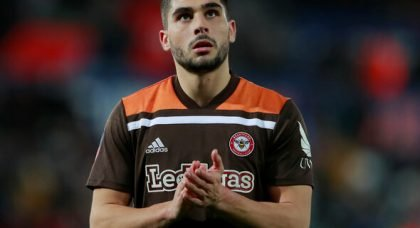 Nixon: Maupay won't come cheap for Villa