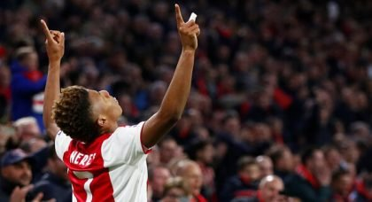 Everton fans thrilled with latest on David Neres