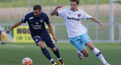 West Ham keen to sell Samuelsen this summer