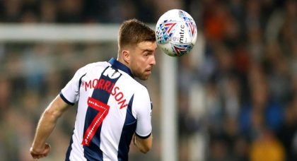 Morrison admits West Brom exit likely