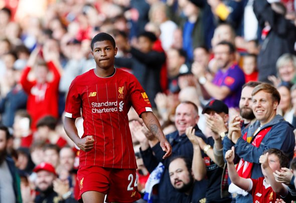 Liverpool: Some fans lay into Brewster after Arsenal performance