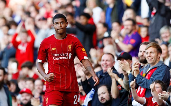 Image for Liverpool: Grizz Khan on the reaction to the latest reports regarding Rhian Brewster
