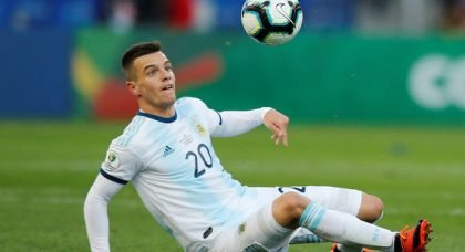 Tottenham: Fans delighted with Giovani Lo Celso reports