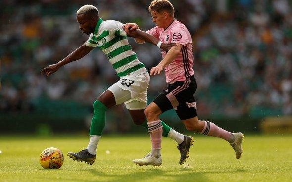 Image for Celtic: Fans slam Boli Bolingoli-Mbombo