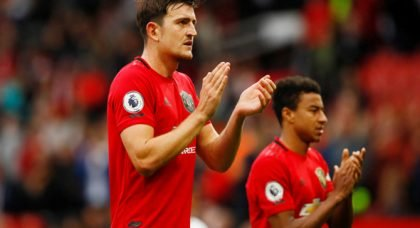 Maguire looked brilliant v Chelsea