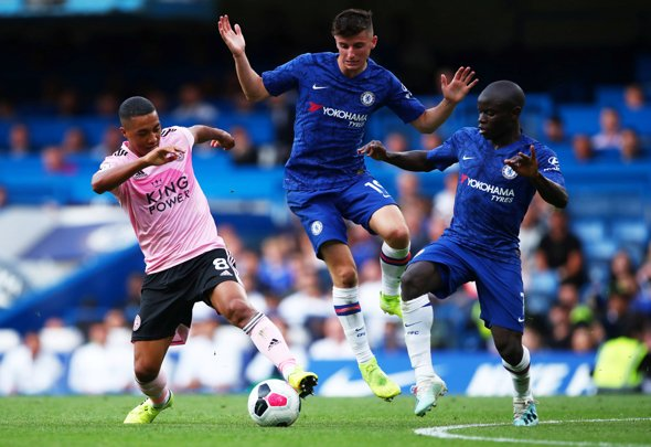 Chelsea fans react to Mason Mount display v Leicester