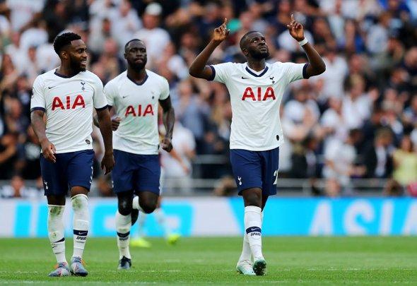 Tottenham fans react as Ndombele set to miss clash v Arsenal