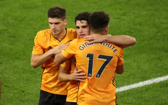 Image for Wolves: Supporters gush over Pedro Neto after club post
