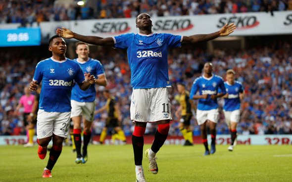 Image for Rangers: Sheyi Ojo disappointed fans yet again with a poor performance against Young Boys