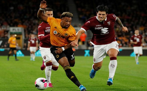 Image for Wolves: Journalist discusses Adama Traore's links with Liverpool