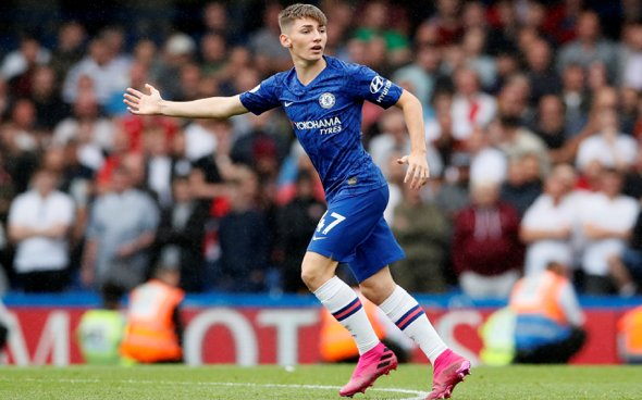 Image for Exclusive: Rob Lee believes Billy Gilmour would improve Newcastle squad