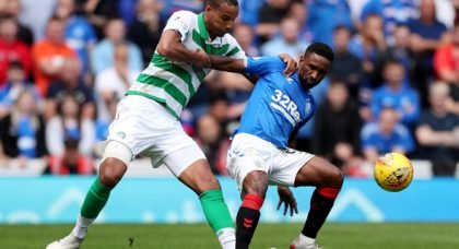 Mjallby: Ajer and Jullien give Lennon 'everything'