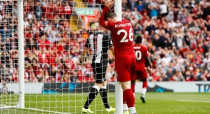 Liverpool: These fans slate Andrew Robertson after poor showing against Wolves