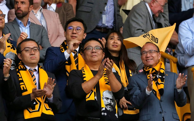 Image for Wolves: Finance expert airs 'potential issue' with having Chinese owners