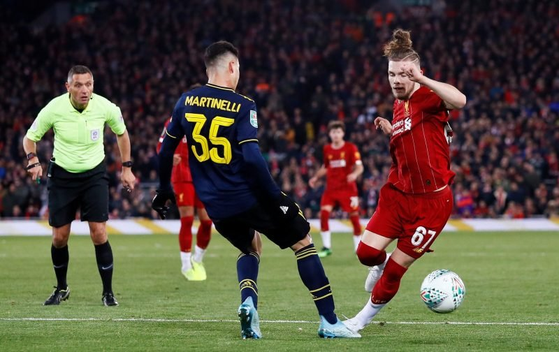 Liverpool: Some fans have been reacting to Harvey Elliott's Anfield debut