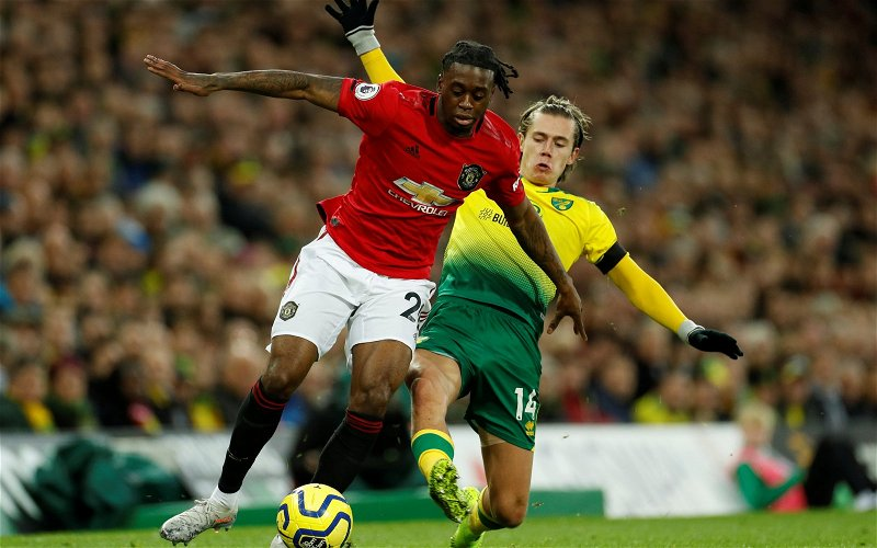 Image for Manchester United: Sky Sports presenter highlights Wan-Bissaka's main flaw