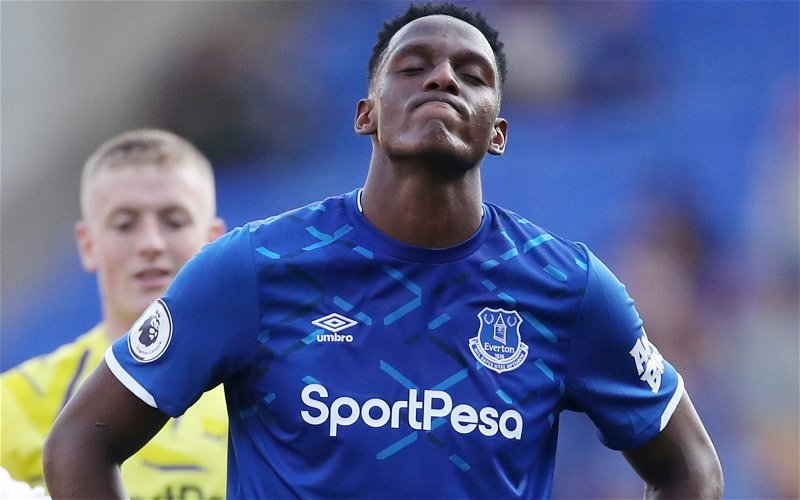 Image for Everton: Gavin Buckland believes that Mina is vulnerable