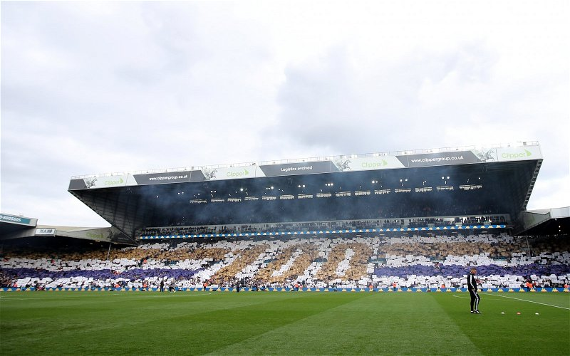 Image for Leeds United: Fans gush over footage of Charlie Creswell from U23 game against Newcastle Utd