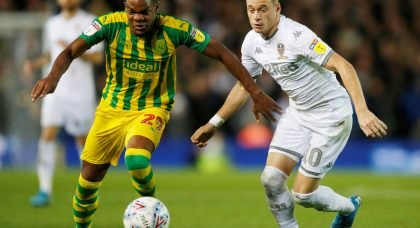 West Brom: These fans overjoyed with Grady Diangana staying with the Baggies on loan