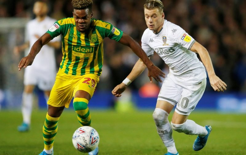 West Brom: Fans split over potential loan recall for Grady Diangana