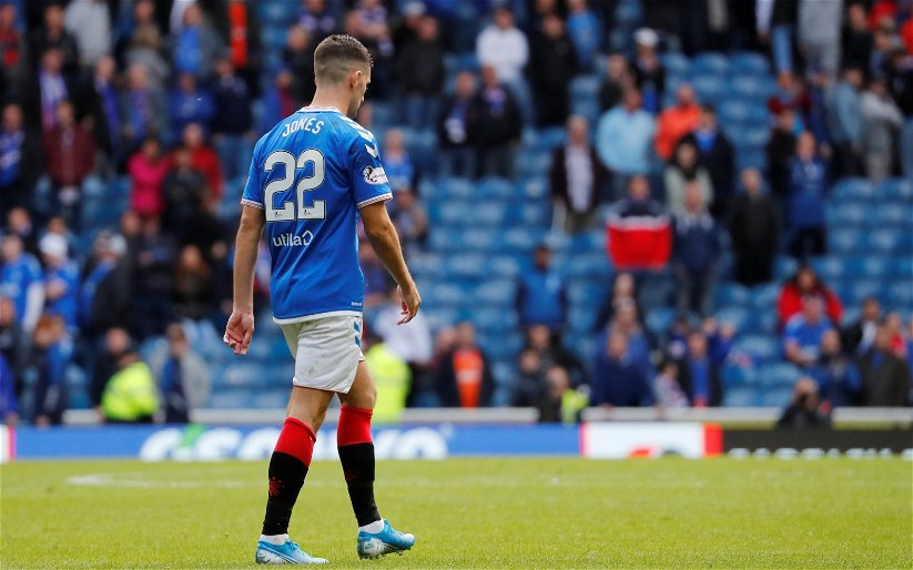 Image for Rangers: Jordan Jones can be a real asset to Steven Gerrard's squad when it comes to chance creation