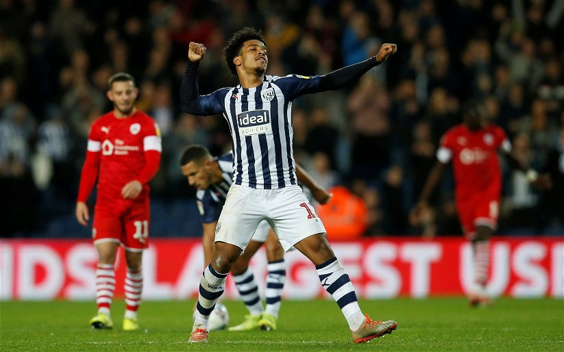 Image for West Brom: Fans praise 'assist king' Matheus Pereira's impressive weekend performance