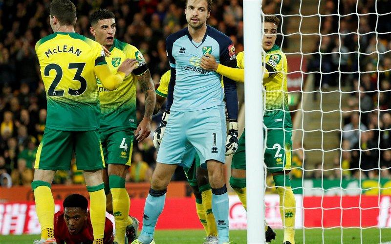Image for Newcastle: Some fans reminisce over former goalkeeper Tim Krul