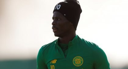 Celtic: Fans are annoyed as Vakoun Issouf Bayo is struck down with another injury