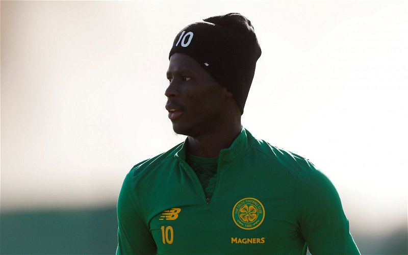 Image for Celtic: Darren Jackson believes striker signing could be the end of Vakoun Bayo