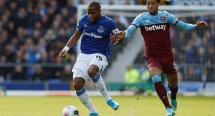 Everton: Fans wax lyrical over Djibril Sidibe
