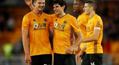 Wolves: Supporters have reacted to Jesus Vallejo's departure announcement