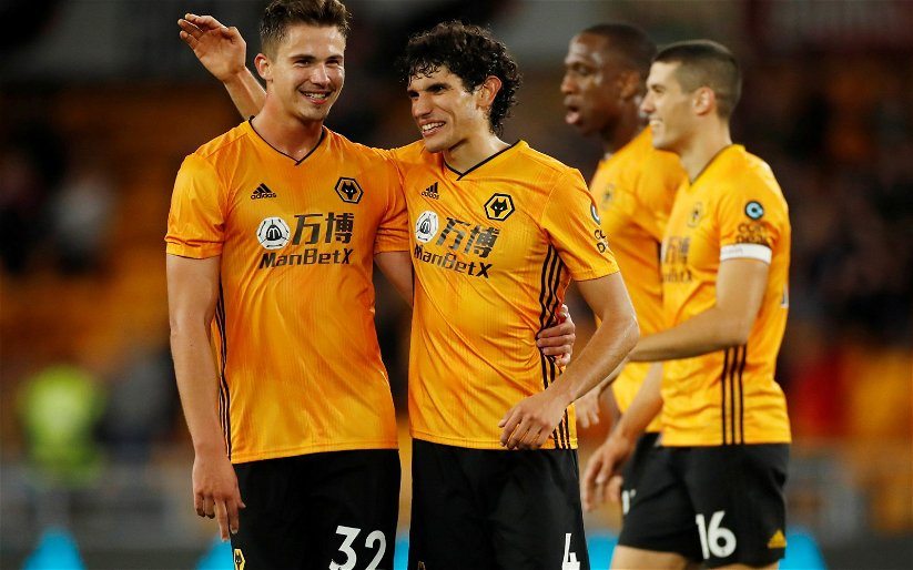 Image for Wolves: Supporters have reacted to Jesus Vallejo's departure announcement