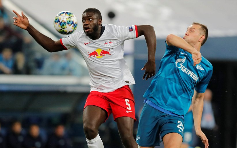 Image for Tottenham: Why Dayot Upamecano could replace Alderweireld