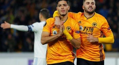 Wolves: Fans praise Patrick Cutrone following Europa League outing
