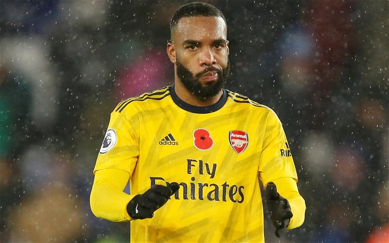 Image for Arsenal: Charles Watts 'utterly convinced' Arsenal will prioritise new striker in the summer