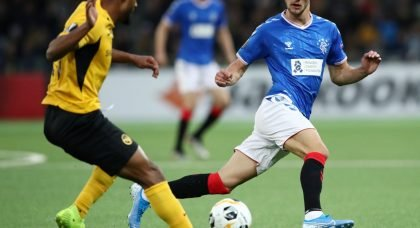 Rangers: These fans have high expectations for Borna Barisic after yet another assist