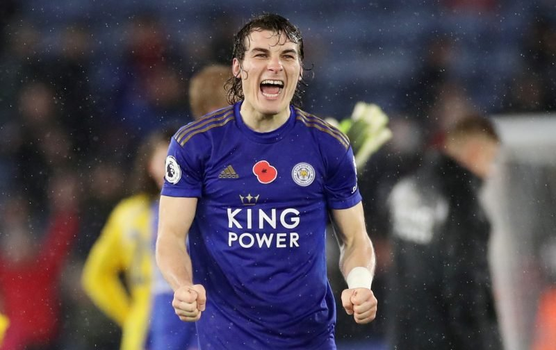 Man City: Fans don't feel Caglar Soyuncu is the answer to City's problems