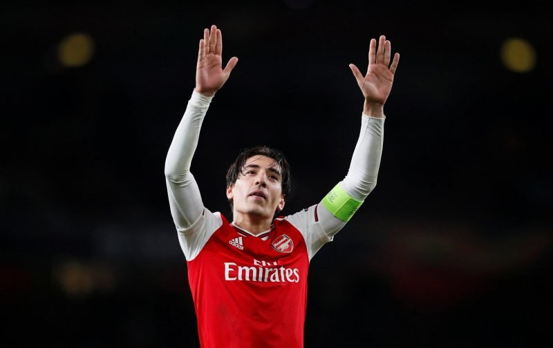 Arsenal: Fans would be happy to see Hector Bellerin sold