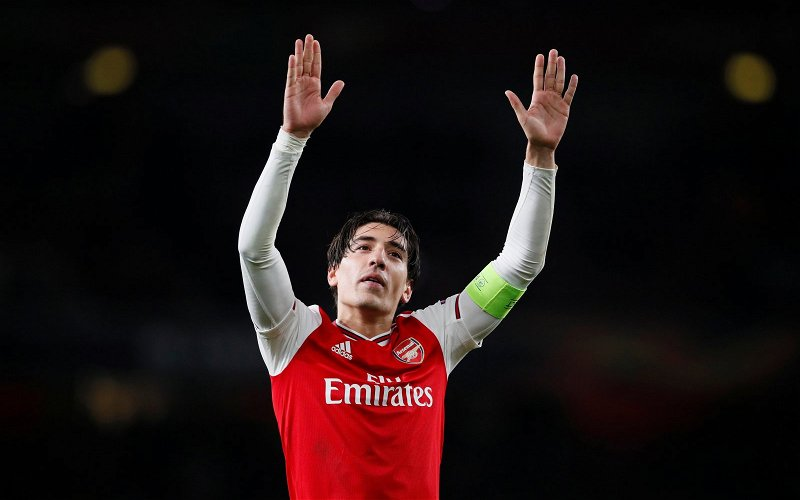 Image for Arsenal: Charles Watts gives insight on Hector Bellerin loan