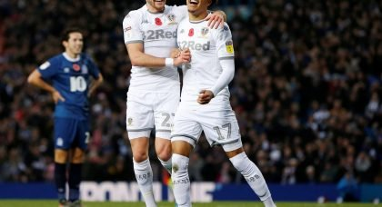 Leeds United: Noel Whelan believes Helder Costa has been a 'bystander' this season
